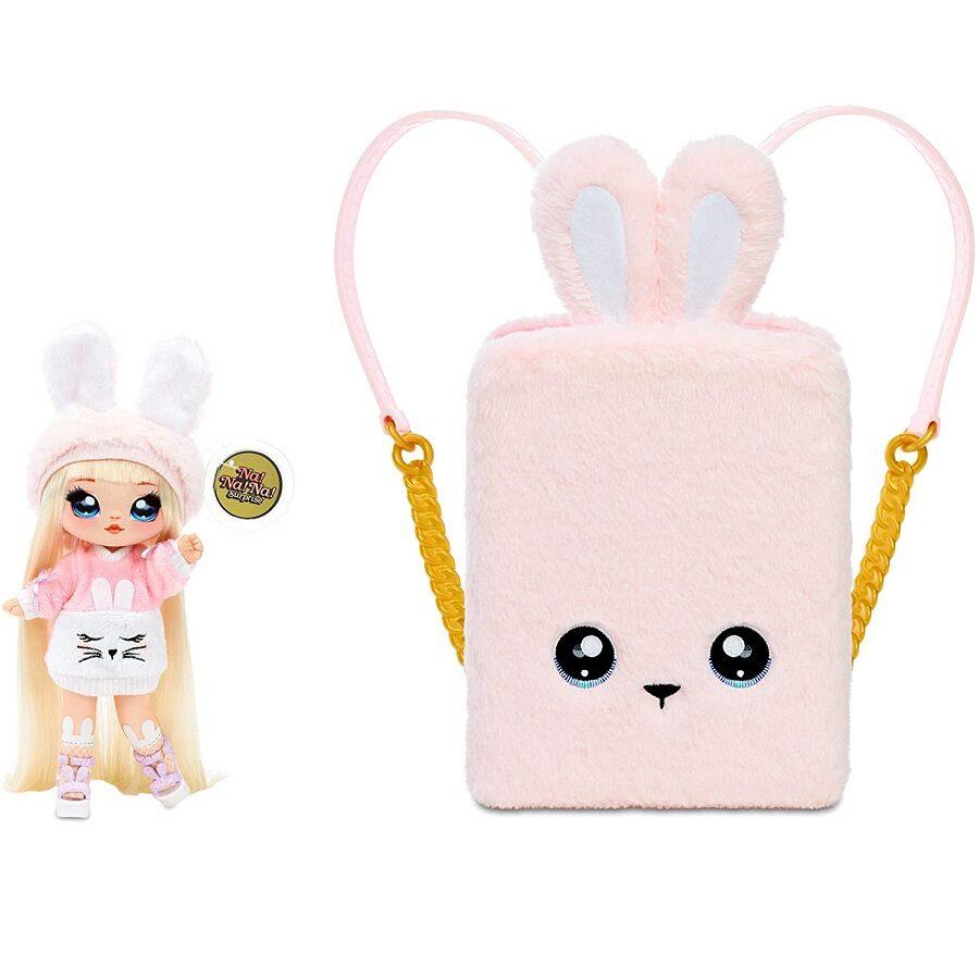 MGA 569749 - Na Na Na Surprise 3-in-1 Pink, Rozā Mugursoma