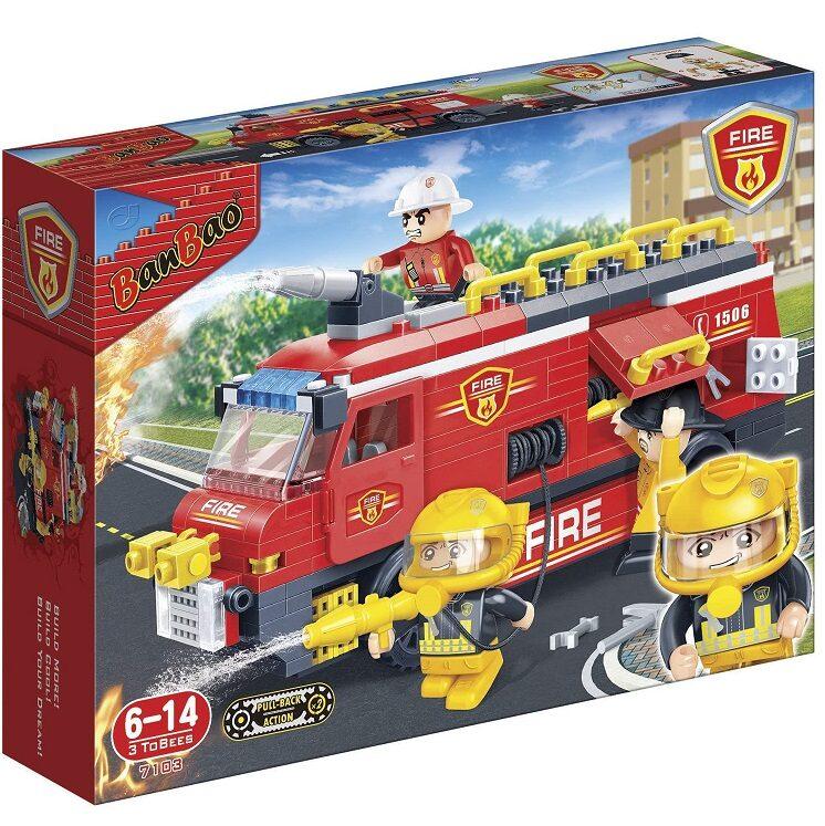 BanBao 7103 Fire konstruktors
