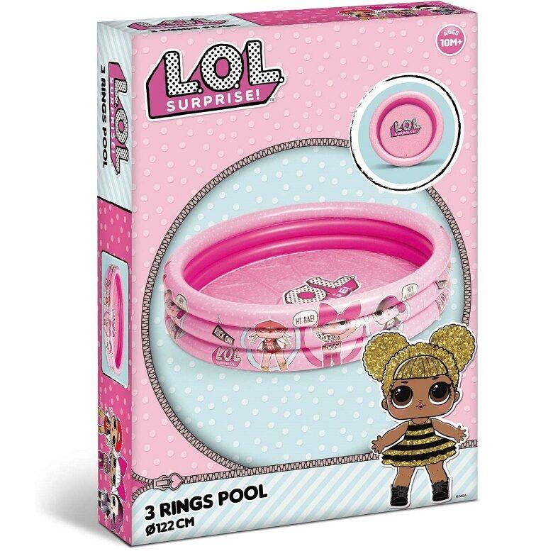 L.O.L. Surprise! 3 Rings Pool LOL Baseins
