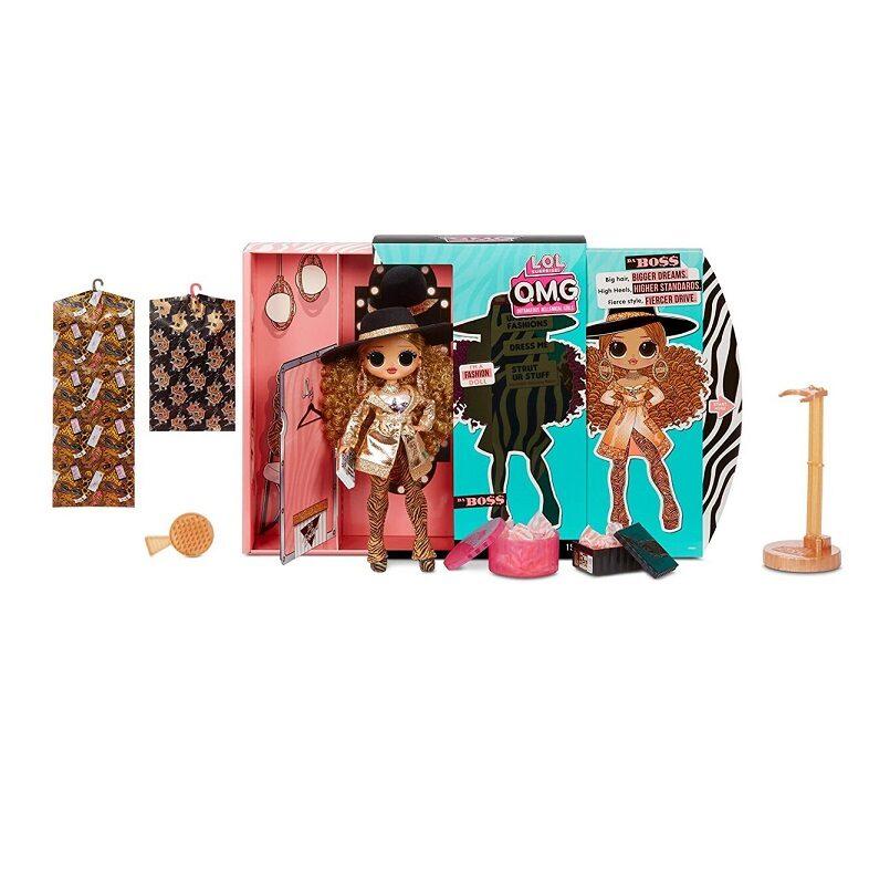 MGA 567219 - L.O.L. Surprise OMG Doll Series 3, Da Boss, lol da boss lelle