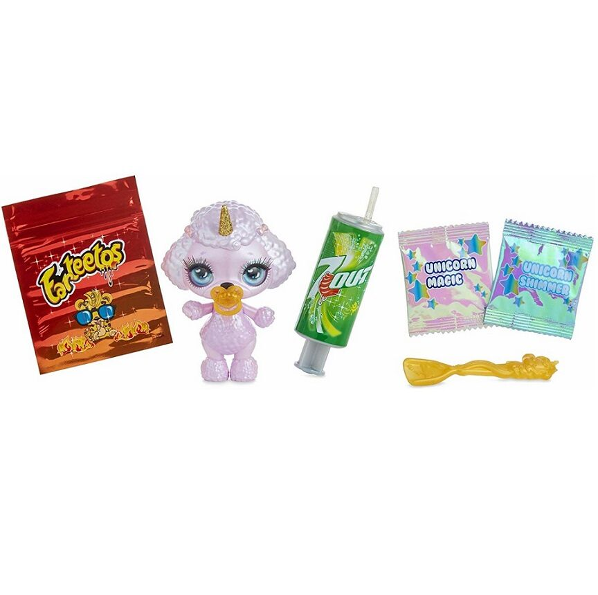 MGA 556992 Poopsie Sparkly Critters Series 1-1A, MGA slime surprise