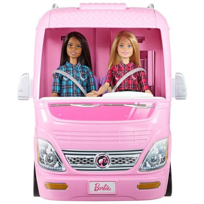 Mattel  FBR34 - Barbie Dream Camper Playset, kemperis