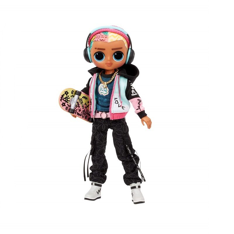 MGA - 576716 L.O.L. Surprise! OMG Guys Fashion Doll Cool Lev lol puisis