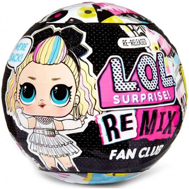 MGA 422556 L.O.L. Surprise! Remix Fun Club lol surprise lelle bumba