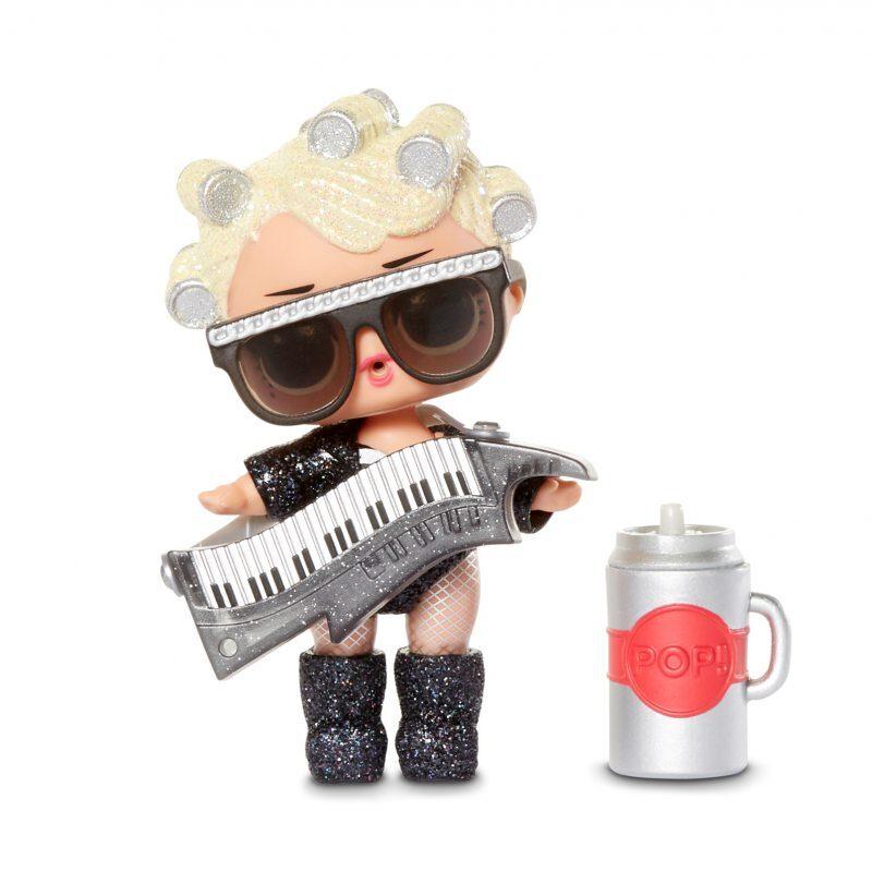 MGA 567172 - L.O.L. Surprise! O.M.G. Remix Super Surprise Boombox 70+ Pārsteigumi, 4 modes lelles un 4 mazās lelles lol omg remix