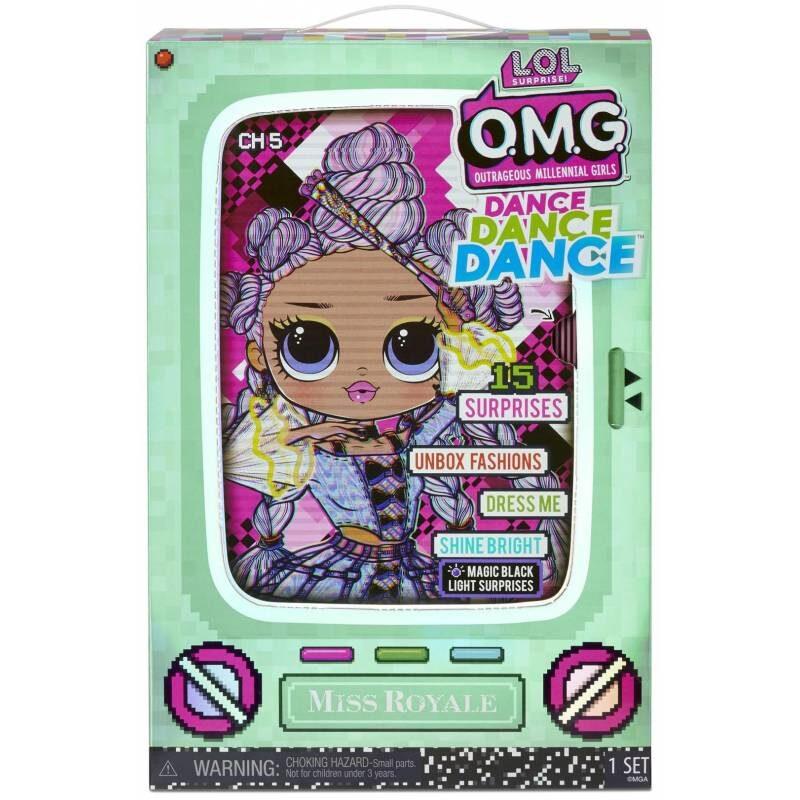 MGA 572978 - L.O.L. Surprise! OMG Miss Royale Dance lelle lol