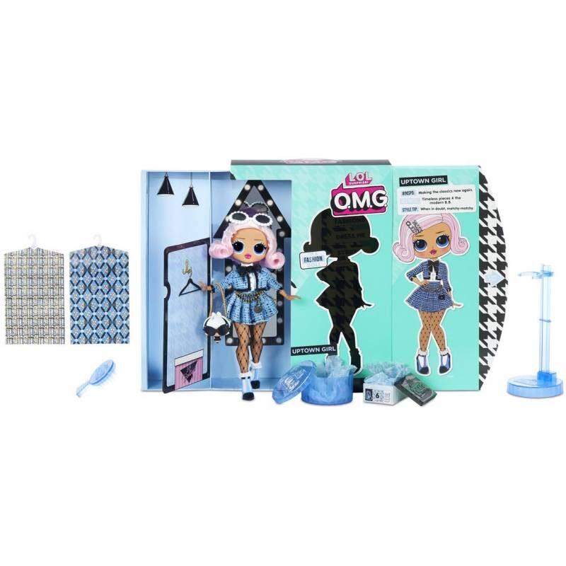 MGA 570822 - L.O.L. Surprise! OMG Uptown Girl Series 3.8 lol lelle