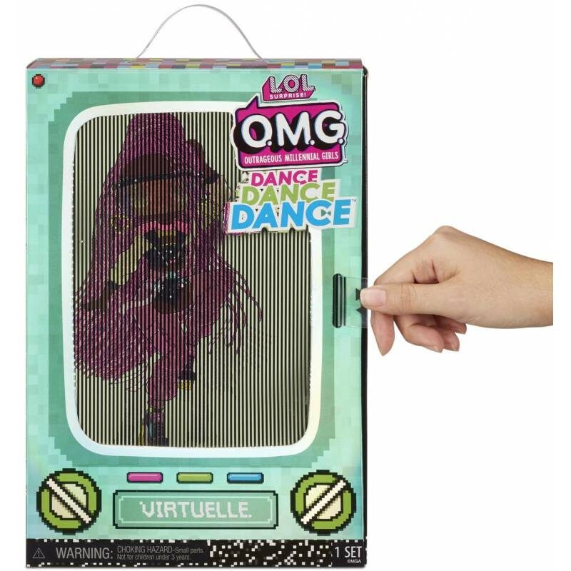 MGA 572961 - L.O.L. Surprise! OMG Virtuelle Dance lelle lol