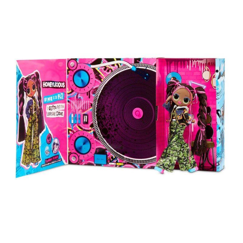MGA 567264 - L.O.L. Surprise! OMG Remix Honeylicious lelle, lol omg remix Honeylicious