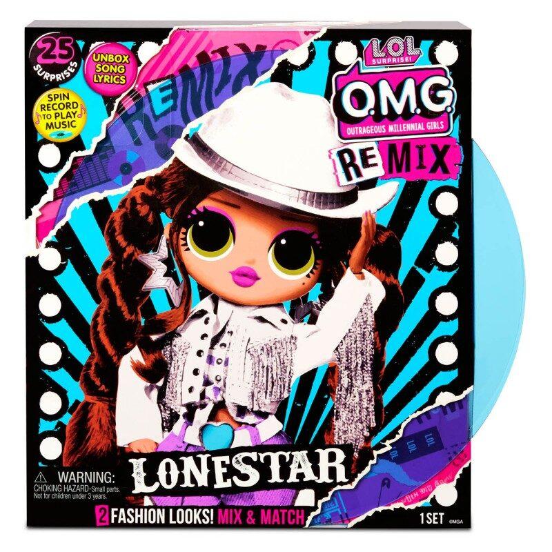 MGA 567233 - L.O.L. Surprise! OMG Remix Lonestar lelle, lol omg remix Lonestar
