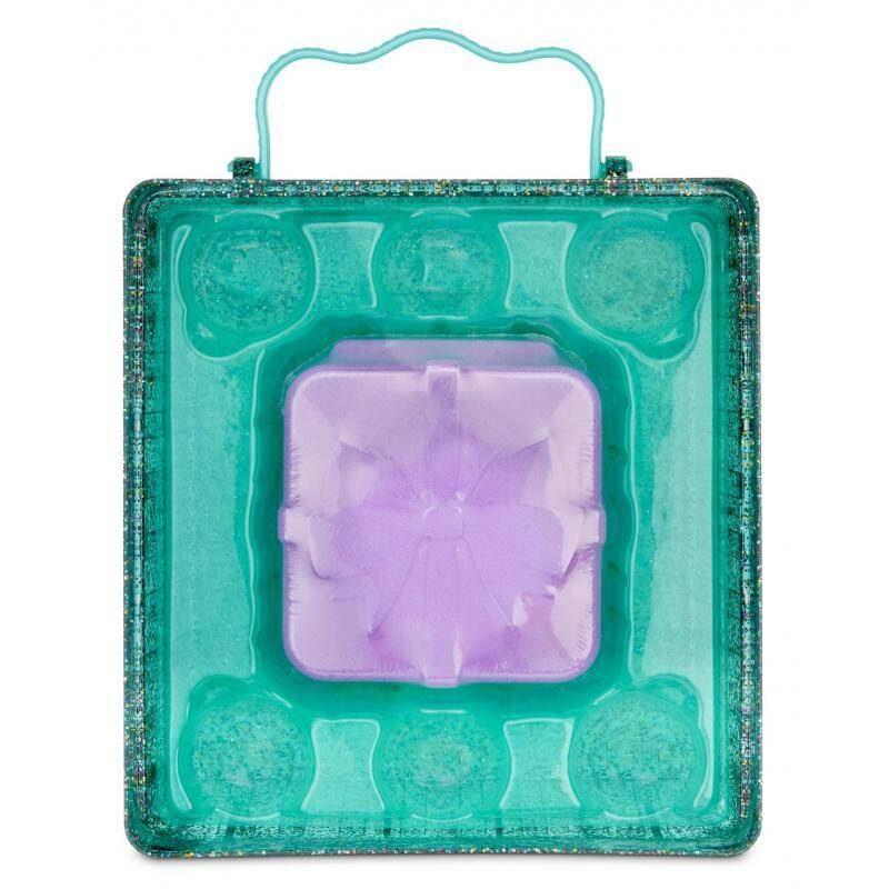MGA 570707 - L.O.L. Surprise! Present Deluxe lol lelle dāvana zaļa