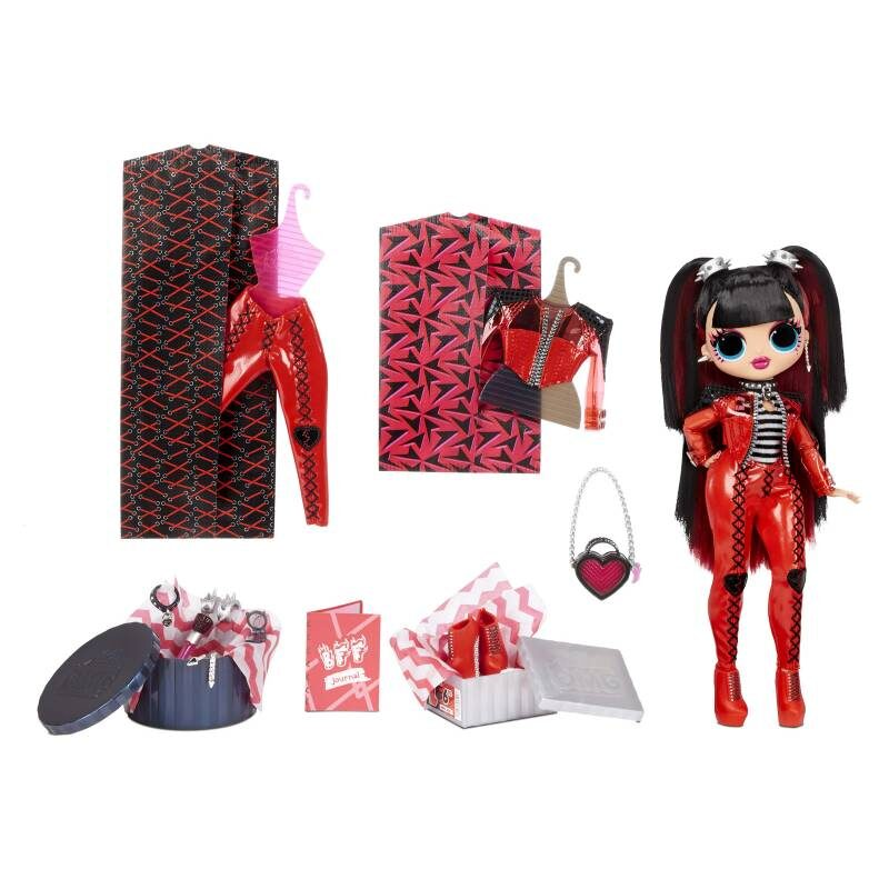 MGA 572770 - L.O.L. Surprise! OMG Spicy Babe Series 4 lol lelle