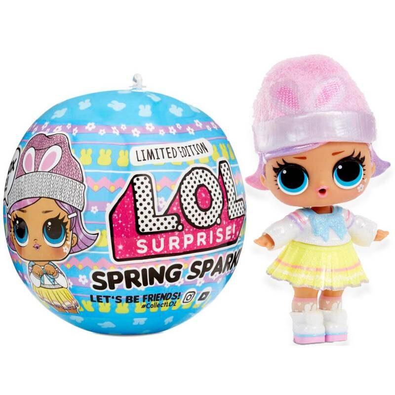 MGA 574477 - L.O.L. Surprise! Spring Sparkle Bunny Hun lol lelle
