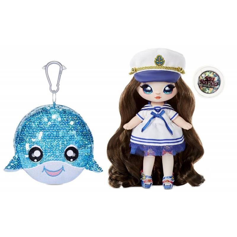 MGA - 573951 Na! Na! Na! Surprise Sailor Blu lelle