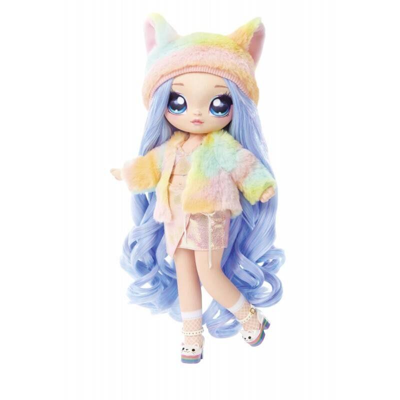 MGA - 571810 Na! Na! Na! Ultimate Surprise - Rainbow Kitty