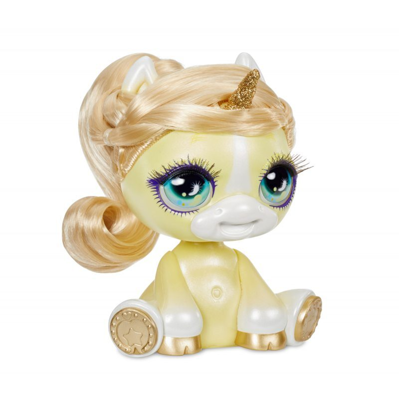 MGA 573654 Poopsie QT Unicorns Surprise Suzy Sunshine vienradzis