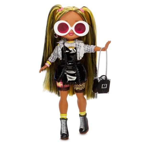MGA 565123 - LOL Surprise OMG Alt Grrrl Fashion Doll , LOL Alt Grrrl lelle