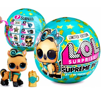 MGA 421184 - LOL Surprise Supreme Pet Limited Edition