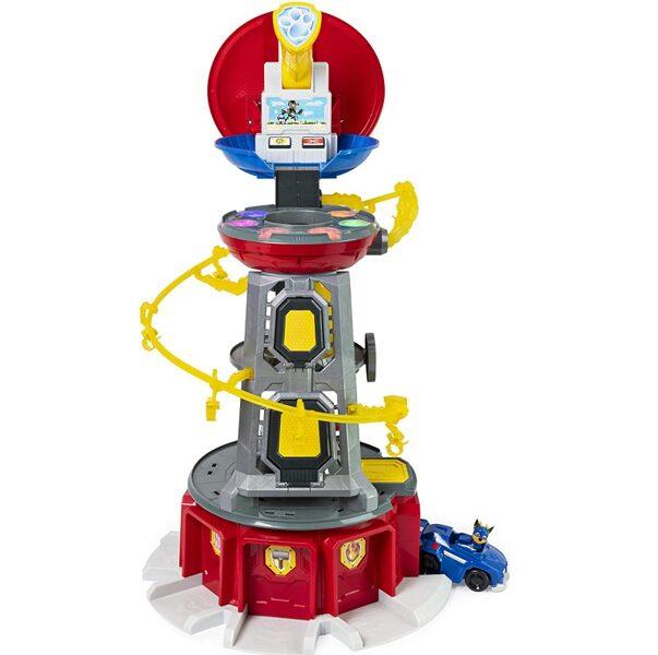 Paw Patrol 6053408 - Ķepu patruļas skatu tornis 70 cm