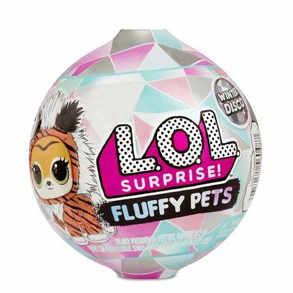MGA 559719 - L.O.L. Surprise! LOL Fluffy Pets, LOL dzīvnieki