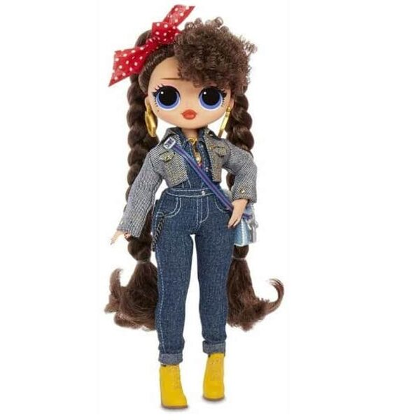 MGA 565116 - LOL Fashion Doll Colourful Busy BB , lol omg busy b b lelle