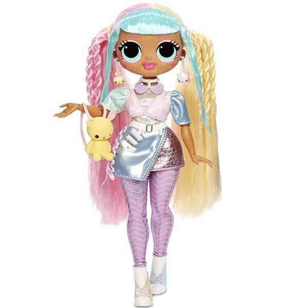 MGA 565109- LOL Surprise OMG Candylicious Fashion Doll , LOL Candylicious lelle