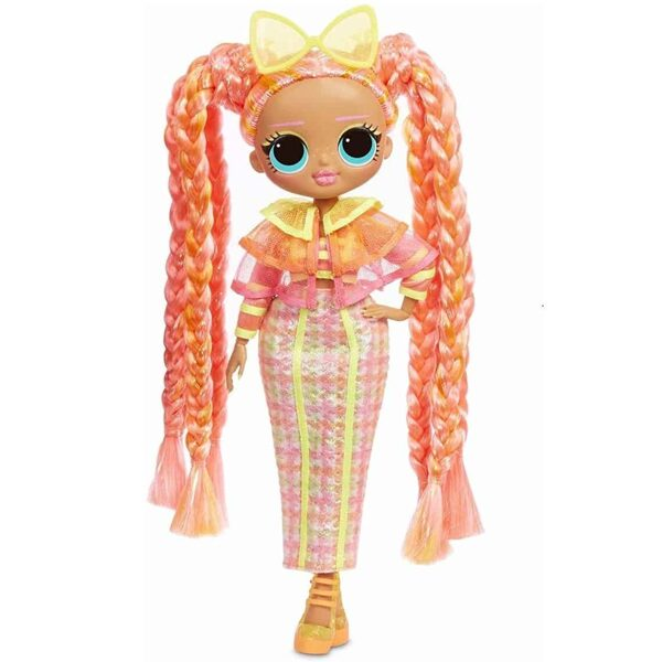 MGA 565185 - L.O.L. Surprise O.M.G. Doll Lights Series Dazzle, LOL Dazzle lelle