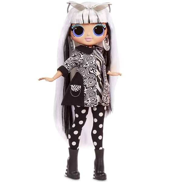 MGA 565154 - L.O.L. Surprise O.M.G. Doll Lights Series Groovy Babe,  lol groovy lelle