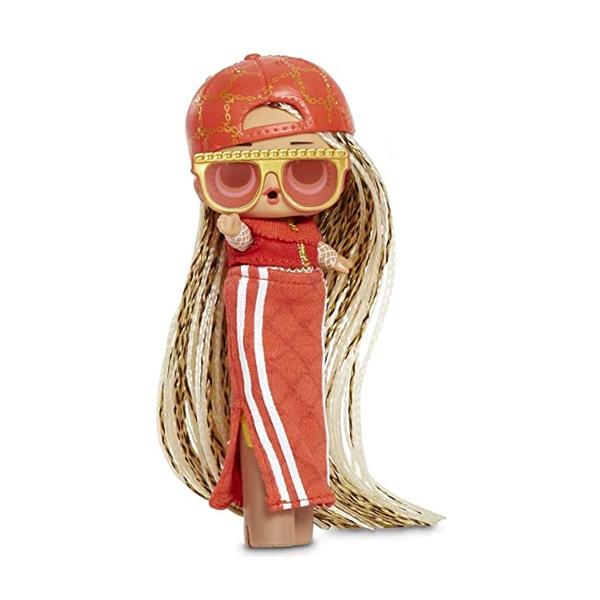 MGA 570769 - L.O.L. Surprise J.K. Doll- M.C. Swag , lol swag lelle jk