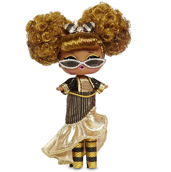 MGA 570783 - L.O.L. Surprise J.K. Doll - Queen Bee, lol queen bee lelle jk