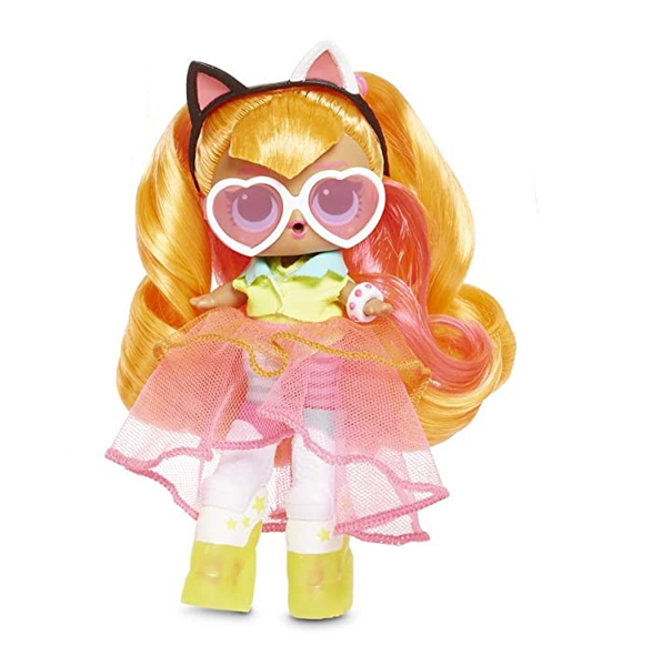 MGA 570776 - L.O.L. Surprise J.K. Doll- Neon Q.T. , lol neon lelle jk