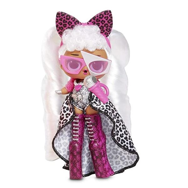 MGA 570752 - L.O.L. Surprise J.K. Doll - Diva , lol diva lelle jk