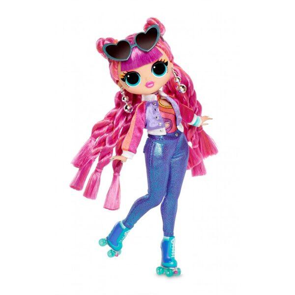 MGA 567196 - L.O.L. Surprise OMG Doll Series 3, Roller Chick , lol roller chik lelle