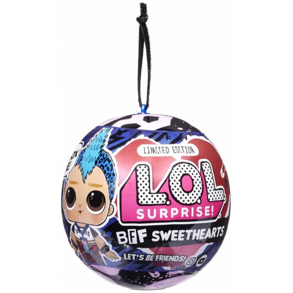 MGA 574453 - L.O.L. Surprise! BFF Sweethearts Punk Boi lol lelle, puisis