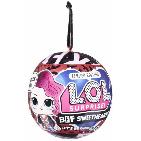 MGA 574446 - L.O.L. Surprise! BFF Sweethearts Rocker lol lelle, meitene