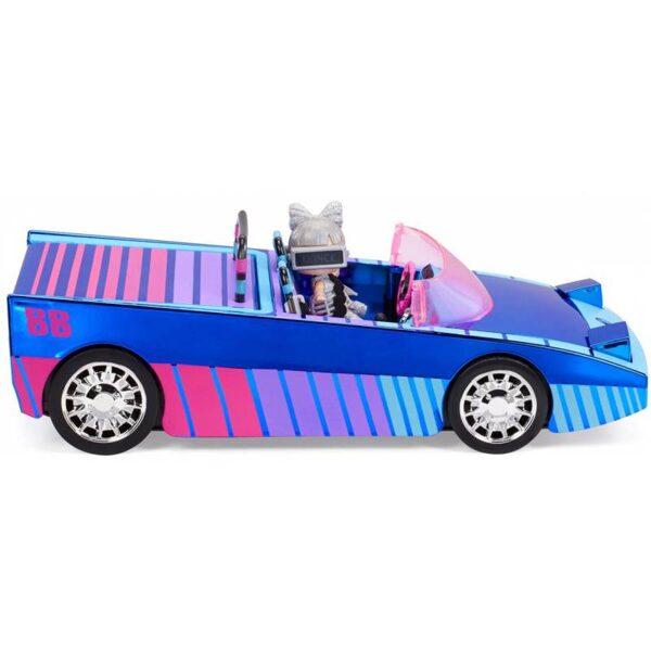 MGA 577409 - L.O.L. Surprise! Dance Machine Car Pool lol mašīna