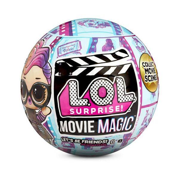 MGA 576471 - L.O.L. Surprise! Movie Magic lol lelle filma