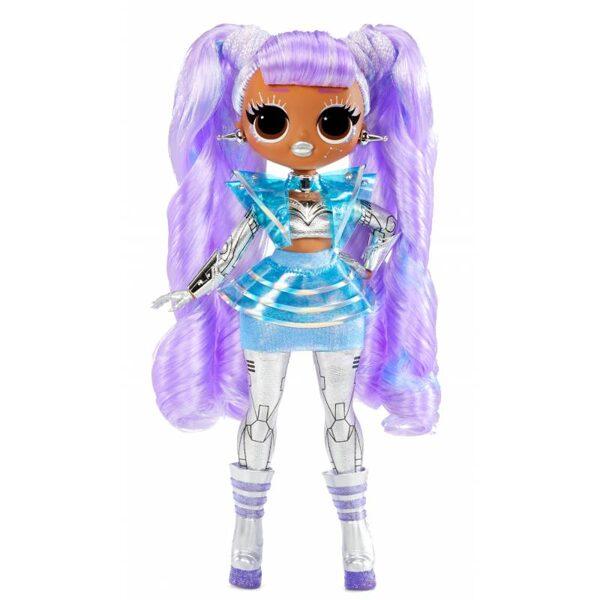 MGA 577898 - LOL Surprise OMG Movie Magic Gamma Babe Fashion Doll modes lelle ar 25 pārsteigumiem