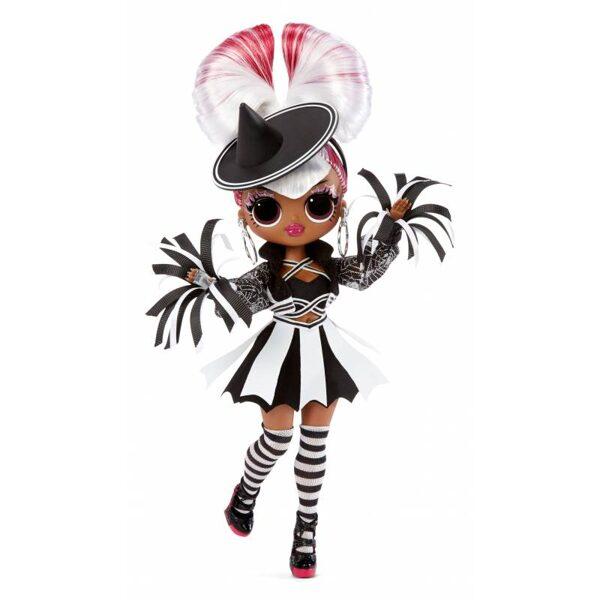 MGA 577928 - LOL Surprise OMG Movie Magic Spirit Queen Fashion Doll modes lelle ar 25 pārsteigumiem
