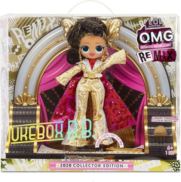 MGA 569886 - LOL Surprise OMG Remix Jukebox lelle
